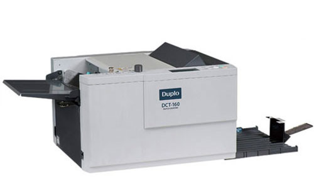 計数機+紙折機 DCT-160